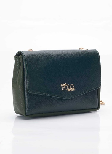 B.F.G Polo Style Messenger / Askılı Çanta Yeşil
